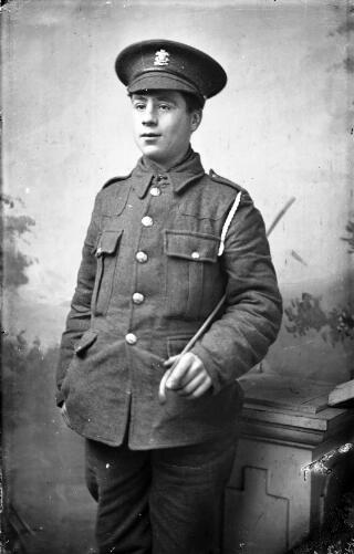 Private, Welsh Regiment