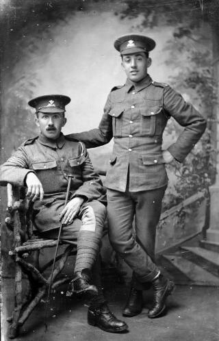 Two Soldiers