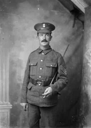 Sergeant,  Royal Welsh Fusiliers