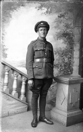 Soldier, unidentified regiment
