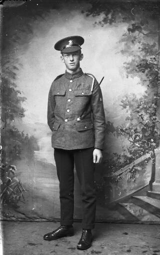 Soldier, Welsh Regiment