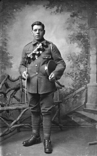 Cavalryman, Welsh Regiment