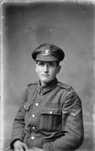 Lance Corporal, Welsh Regiment