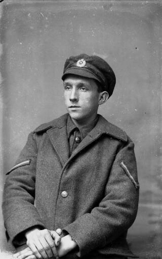 Lance Corporal, Royal Engineers